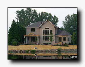 2001 Parade of Homes